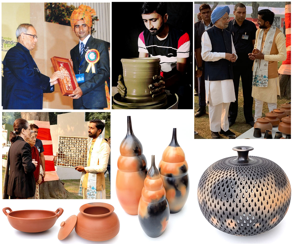 About Ramgarh Clay Pottery