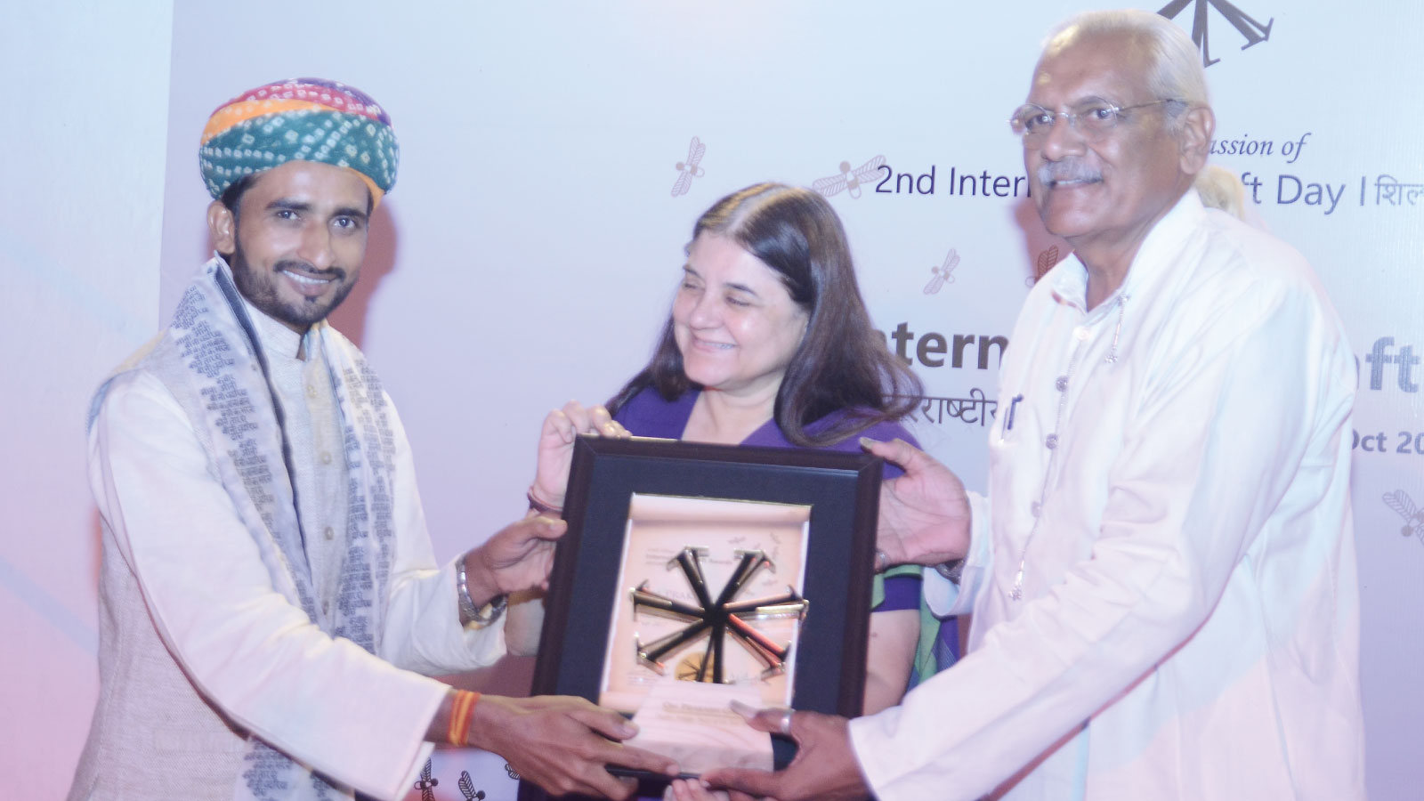 UNESCO Award of Excellence for Handicrafts 2012